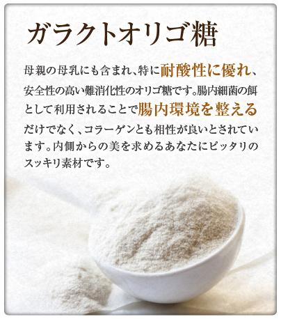 ガラクトオリゴ糖